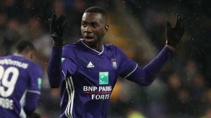 VIDEO. Kansen op play-off 2 nemen toe: Anderlecht laat in eigen huis punten liggen tegen Zulte Waregem
