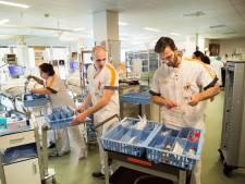 Ontelbare extra handen in coronacrisis: 'Verpleegkundige blijf je voor het leven'