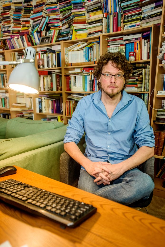Schrijver Anton Dautzenberg
