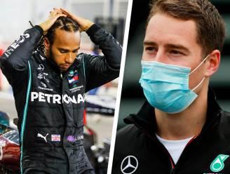 """Vandoorne reageert nadat hij gepasseerd werd door Mercedes: """"Natuurlijk doet dit pijn"""""""