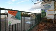 Recyclagepark half jaar dicht voor uitbreidingswerken