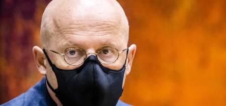 Grapperhaus na onbestrafte bedreiging journalist: Dingen gaan niet zoals ik zou willen