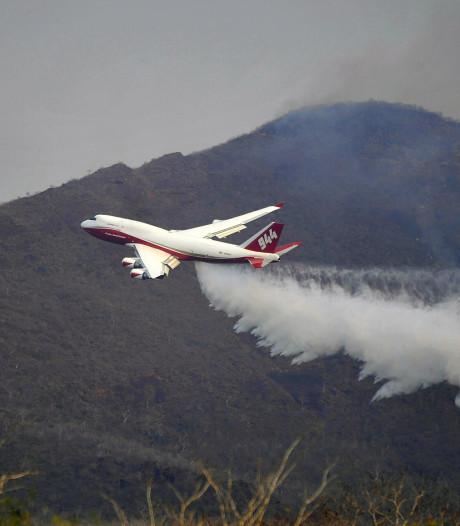 Bolivia zet super-Boeing in tegen hevige bosbranden