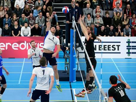 Taurus schrijft historie en wint volleybalbeker
