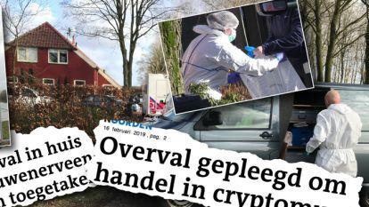 Gruwelijke marteling met boormachine door nepagenten in Nederland; 4-jarige dochter was thuis