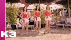 VIDEO. Meiden van K3 tonen zwoele dansmoves in exotische nieuwe clip