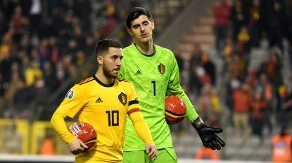 """Onze chef voetbal zag hoe Hazard orde op zaken stelde: """"Eden zou zelfs een hongersnood kunnen stillen"""""""