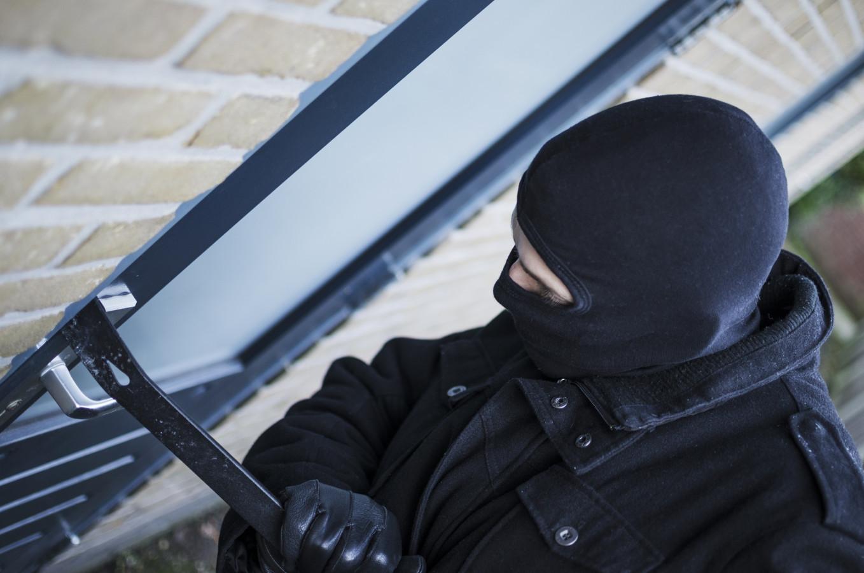 Het 'hoogseizoen voor inbrekers' is begonnen. Foto ter illustratie.