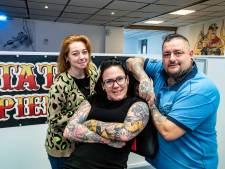 Tattooshop Raalte op halve kracht verder