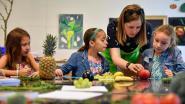 Leerlingen maken kennis met Kunstacademie