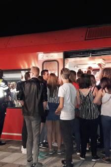 Werk op de MerwedeLingelijn zit feestvierder van buiten Gorinchem dwars tijdens zomerfeesten