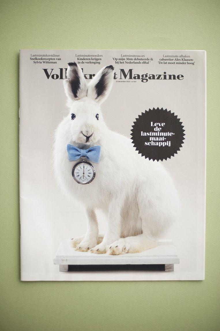 null Beeld Volkskrant magazine