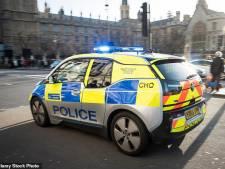 Britse politie alweer klaar met elektrische auto