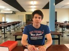 Peter (18) uit Eindhoven gaat voor een Russische tien