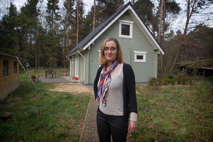 Martine Vriens de bossen van Knegsel