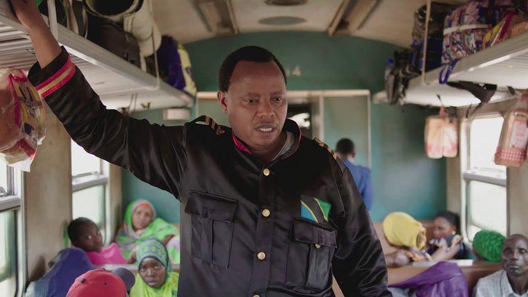 Tanzania Transit. Beeld