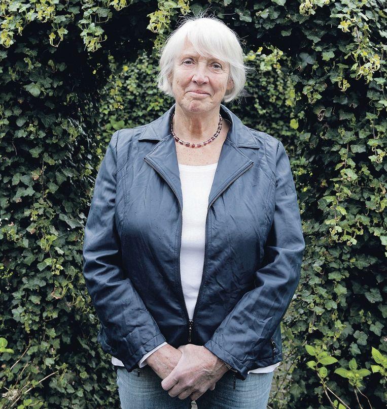 Dochter Fanny Blankers: 'Ze was een goede moeder, maar kon ontzettend fel en onaardig zijn.' Beeld Jörgen Caris