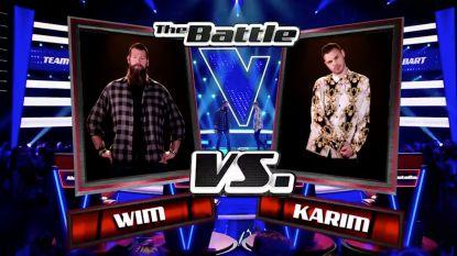 Koen Wauters en Bart Peeters hebben beslist: dit waren de eerste Battles van 'The Voice'