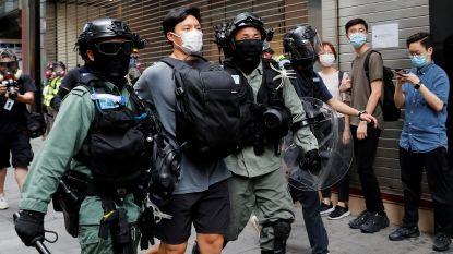 Chinees volkslied niet respecteren kan inwoners Hongkong volgens nieuwe wet drie jaar cel kosten: politie grendelt parlement af uit vrees voor protest