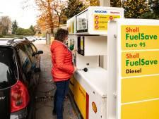 Benzinetekort: ook  in Tilburg en Goirle  sta je aan een lege pomp