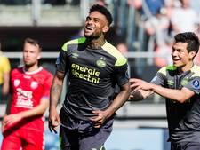 PSV boekt met 1-7 grootste uitzege sinds 1978