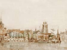De Damiatebrug is de markantste brug van Dordt