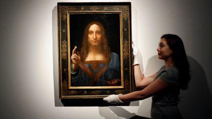 Vorig jaar kocht het Louvre Abu Dhabi het duurste schilderij ooit. Nu houden twijfels het achter slot en grendel