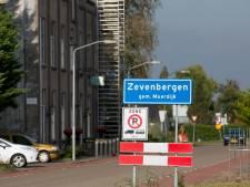 Plan voor woningen aan Huizersdijk in Zevenbergen uit ijskast