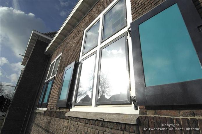 Het Rijksmuseum Twenthe wil Enschede binnenlaten, maar de zon buiten houden. Foto: Wim Corduwener