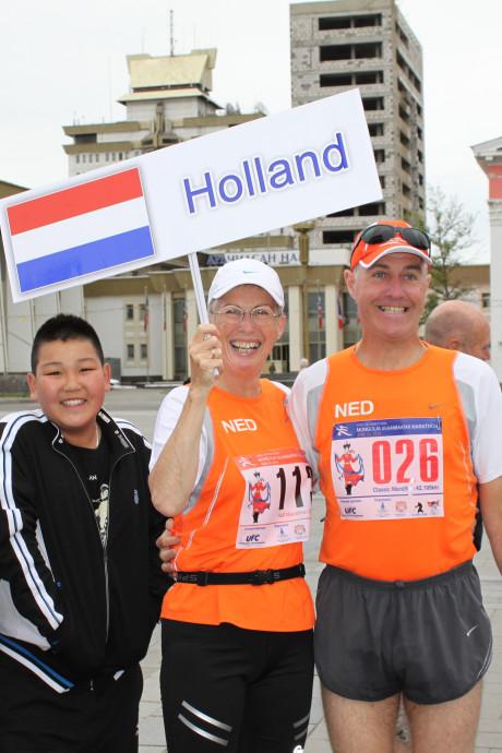 Marathonman uit Soest gaat voor een wel heel bijzonder record