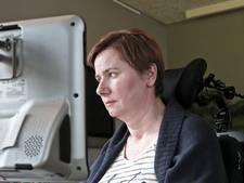 Rita van Wessel: 'Er blijft hoop, anders gaat het snel bergafwaarts'