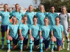 Oranjeleeuwinnen onder 19 jaar strijden om EK-ticket bij Quick'20 in Oldenzaal