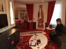 Protest tegen Coca-Cola Suite in hotel Efteling: 'Kindermarketing'