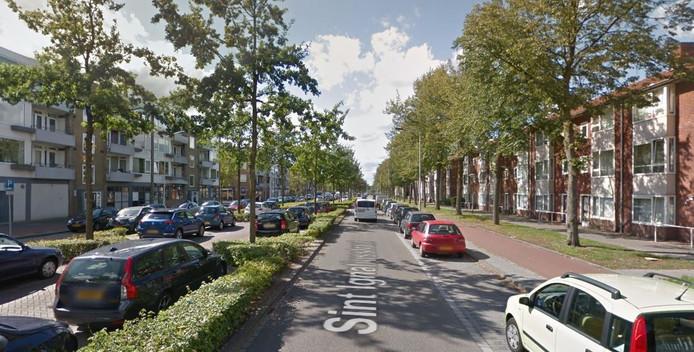 De Sint Ignatiusstraat in Breda. Foto ter illustratie.