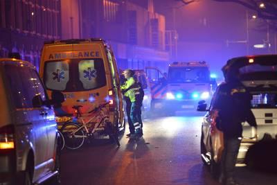 Steekincident in Breda: bebloede messen gevonden, twee verdachten aangehouden