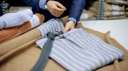 Linnenproducent Libeco gaat in zee met  Schaap voor maatpak van Belgisch linnen