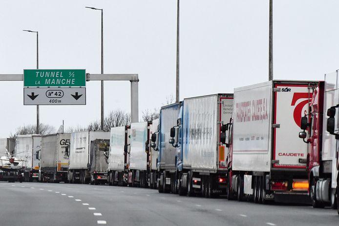 Een 'no deal' zal de handel tussen het Verenigd Koninkrijk en het Europese vasteland grondig verstoren.