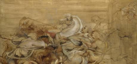 De god onder de schilders