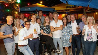 """Open Vld: """"Zetel extra dankzij fantastisch team"""""""