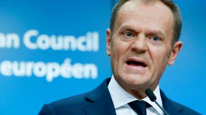 Na strafprocedure: Tusk waarschuwt voor 'Polexit'