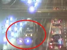 Flinke vertraging rondom Rotterdam door ongeluk