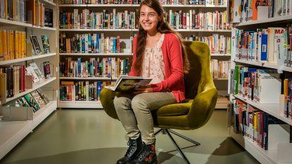 Schrijfster Luna Van Roosen (19) heeft autisme, en dat is haar grootste troef
