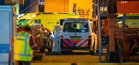 Hulpdiensten massaal uitgerukt naar Maasvlakte vanwege tip over grote groep verstekelingen