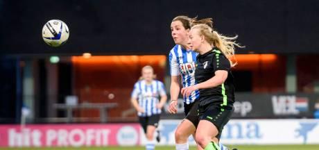 FC Eindhoven Vrouwen gaan als een speer