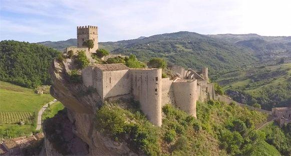 Het Castello di Roccascalegna
