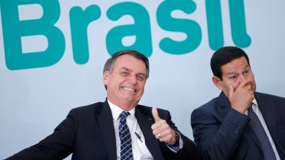 """Braziliaanse president heeft bijzonder voorstel om klimaat te redden: """"Niet elke dag naar het toilet gaan"""""""