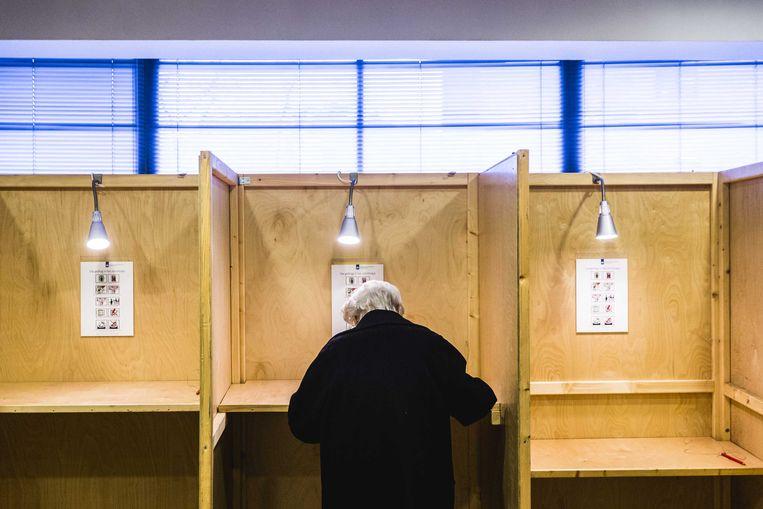 De bijzitters kwamen niet opdagen bij de voorbije gemeenteraadsverkiezingen. (illustratiebeeld)