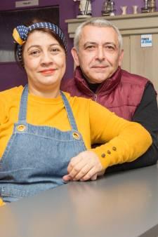 Pizzeria Ali in Sint-Maartensdijk weer open na overval: 'Ons gelukkige leven is verstoord'