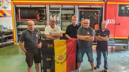 Brandweerkorps viert 150 jaar bestaan
