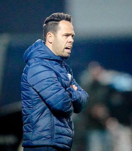 Trainer Van der Ven per direct weg bij FC Den Bosch na roerige week